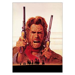 Outlaw Josey Wales. Размер: 25 х 35 см